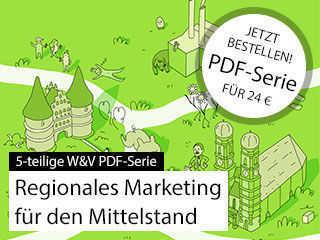 """PDF-Serie """"Regionales Marketing für den Mittelstand"""""""