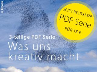 PDF-Serie Was uns kreativ macht