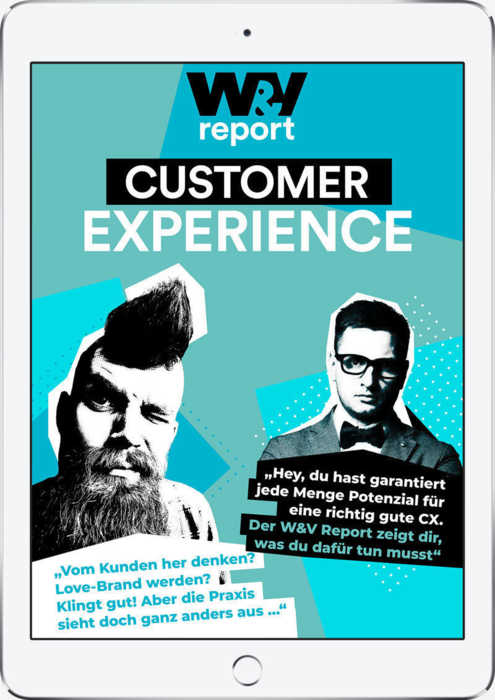 W&V Report Customer Experience