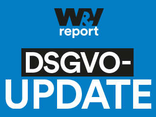 "W&V Report ""DSGVO-Update"""